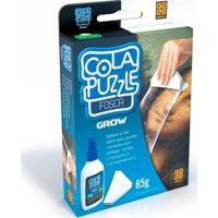Cola Para Quebra-Cabeça - Grow - Unissex-Incolor