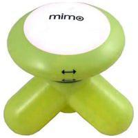 Mini Massageador Portátil Eletrônico Pessoal Usb Pilha