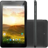 "Tablet Multilaser M7 Nb286 7"" 8Gb Wi-Fi Preto"