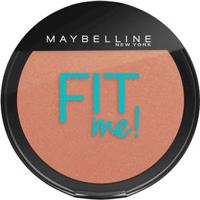 Blush Maybelline Fit Me Cor 02 A Minha Cara