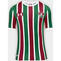 Camisa Fluminense I 17/18 S/Nº Torcedor Under Armour Masculina - Masculino
