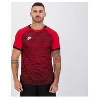 Camisa Lotto Variants Vermelha
