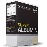 Super Albumina 500G – Probiótica - Unissex-Baunilha