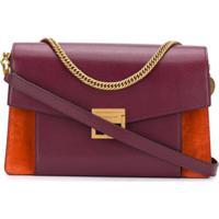 Givenchy Bolsa Transversal Gv3 - Vermelho