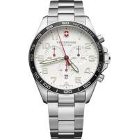 Relógio Victorinox Swiss Army Masculino Aço - 241856