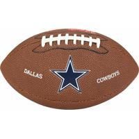 Bola De Futebol Americano Junior Dallas Cowboys - Unissex
