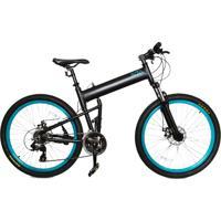 Bicicleta Dobrável Aro 26 Rota Titã