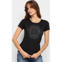 Camiseta Corinthians Frank Feminina - Feminino