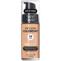 Colorstay Mista/Oleosa Spf15 Revlon - Base Facial 180 Sand Beige
