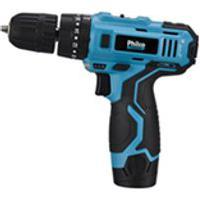 Parafusadeira 3 Em 1 Ppf03M Philco Bivolt Azul E Preto