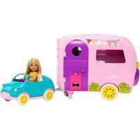 Barbie Club Chelsea Camper - Mattel - Tricae