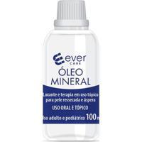 Óleo Mineral Ever Care 100Ml