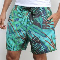 Bermuda Mood Tropical Masculina - Masculino