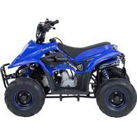 Mini Quadriciclo Bk-Atv504 50Cc Azul Bull Motors