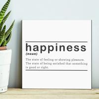 Quadro - Happiness
