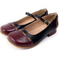 Sapato Miuzzi Vinho