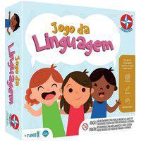 Jogo Da Linguagem Tabuleiro Infantil – Estrela