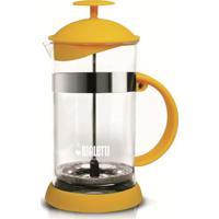 Cafeteira French Press Basic 1 Litro Amarelo Bialetti