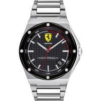 Relógio Scuderia Ferrari Masculino Aço - 830666