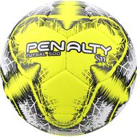 ac215ccd87 Netshoes  Bola Futsal Penalty S11 500 R5 Lx - Unissex
