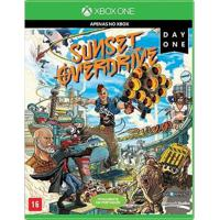 Game Xbox One Sunset Overdrive Day One - Unissex