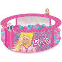 Barbie Piscina De Bolinhas Infantil Barbie Lider