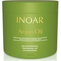 Mascara Inoar Argan Hidratante 1 Kg - Unissex-Incolor