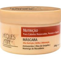 Máscara Nutrição- 240G- Jacques Janinejacques Janine
