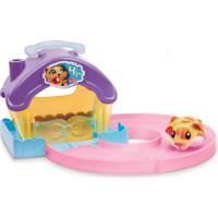 Casa Hamster Roxo