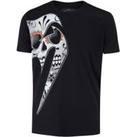 Camiseta Venum Giant Santa Muerte - Masculina - Preto