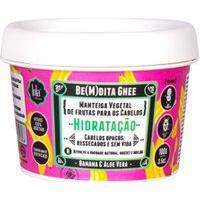 Máscara De Hidratação Bem Dita Ghee 100G - Lola Cosmetics Único