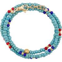 Nialaya Jewelry Puseira Mykonos - Azul