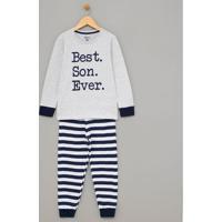 Pijama Infantil Mini Me - Tam 2 A 14