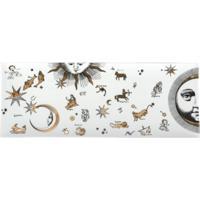 Fornasetti Travessa Com Tema Astrológico - Preto