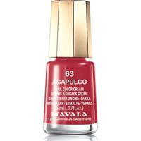 Mini Esmalte Cremoso Mavala Color Acapulco N063 5Ml - Feminino-Incolor