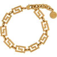 Versace Pulseira Greca - Dourado