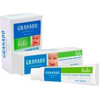 Kit Granado Bebê Creme Para Assaduras 50G + Sabonete Erva Doce 90G