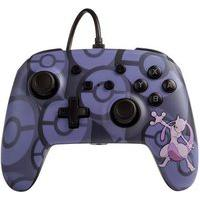 Controle Power A Para Nintendo Switch Wired Controller Mewtwo, Com Fio - 1511444-01