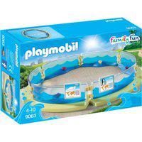 Playmobil - Cercado Para Aquário 9063 - 1724 Sunny