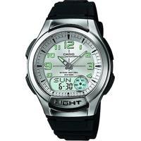 Relógio Casio Analógico Digital Aq-180W-7Bvdf - Unissex