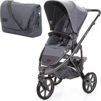 Carrinho De Bebê Abc Design Salsa 3 + Fashion Bag Mountain - Tricae