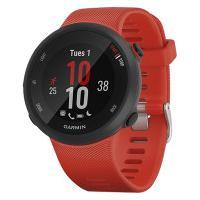 Monitor Cardíaco Com Gps Garmin Forerunner 45 - Vermelho/Preto