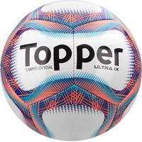 257fee8102f4b Netshoes  Bola Futebol Campo Topper Ultra Ix - Unissex