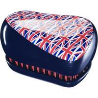 Escova De Cabelo Compact Style Tangle Teezer Cool Britannia - Unissex