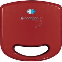 Sanduicheira Vermelha San231 127V Cadence