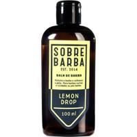 Balm De Barba Sobrebarba Lemon Drop 100Ml - Masculino-Incolor