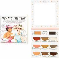 Paleta The Balm What'S The Tea ? - Hot Tea 1 Un - Feminino-Incolor