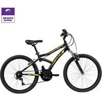 Bicicleta Juvenil Aro 24 Caloi Max Front - Masculino