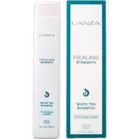 L'Anza Healing Strength White Tea - Shampoo Reconstrutor 300Ml - Unissex-Incolor
