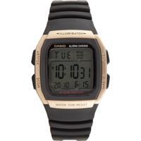 Relógio Casio W96H9Avdf Preto